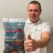 "Прикормка ALLVEGA ""FEDOROV RECORD"" 1 кг (ЛЕЩ)"