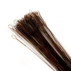 Струна Беларусь 0,28 12кг 18см (5шт) коричневый