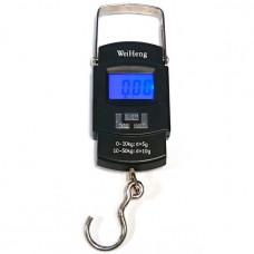 Портативные электронные весы Weiheng Portable Electronic Scale WH-A08, черные