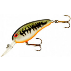 Bomber Deep Flat A 4-8ft Baby Bass ORG