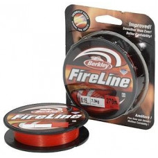 Леска плетеная Berkley FireLine Red 0,1 110 м 5,9кг красный