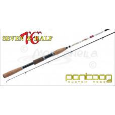 Спиннинг Pontoon21 Seven&Half 2,28м 7-21гр SHS765XF