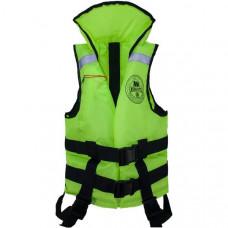 Детский спасательный жилет МедНовТекс, до 35 кг. (РБ) зеленый