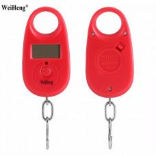 Портативные электронные весы Weiheng Portable Electronic Scale WH-A11