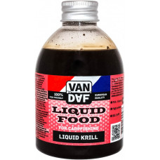 Жидкое питание VAN DAF Liquid Krill 300 мл.