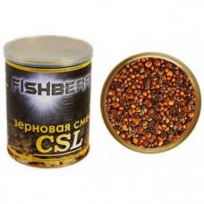 """FISHBERRY Зерновая смесь """"КСЛ"""" - 900 мл"""