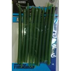 Конусный противозакручиватель FishMaster 60мм 10шт. зелёные