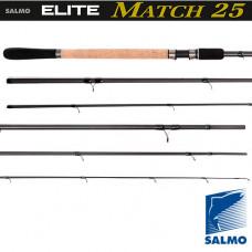 Матчевое удилище Salmo Elite Match 25 3,9м 5-25гр 3секции