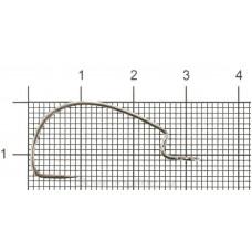 Офсетные крючки Gamakatsu Worm 330 Bottom Jigging #2/0 (6шт в уп)