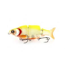 ВОБЛЕР IZUMI SHAD ALIVE 4 SECTION WHITE FISH 80ММ 9,5Г SLOW SINKING ЦВ. 4