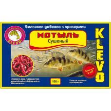 Мотыль сушеный Klevo 100гр