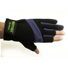 Перчатки HITFISH Glove-03 цв. Фиолетовый р. L