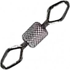 Вертлюг Kosadaka роликовый рифленый №01 43кг (упаковка - 4шт)