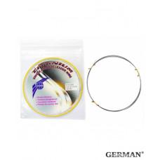 Поводковый материал титан German 3м 0,50мм 25кг