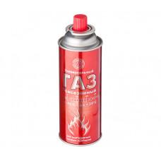 Газ для портативных плит (цанговый, всесезонный) 220гр