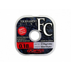 Owner Fluorocarbon 50м 0,31мм 6,12кг