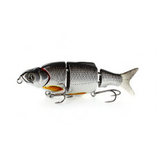 ВОБЛЕР IZUMI SHAD ALIVE 4 SECTION WHITE FISH 80ММ 9,5Г SLOW SINKING ЦВ. 9