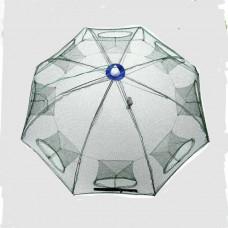 Pаколовка зонт 8 входов
