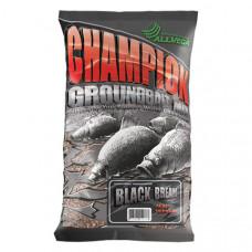 Прикормка Allvega Champion Black Bream 1кг (Чёрный лещ)