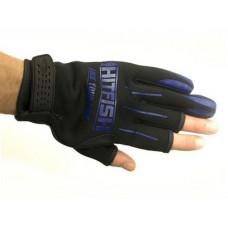 Перчатки HITFISH Glove-04 цв. Синий р. L