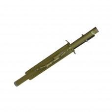 ТУБУС Aquatic ТК-110-2 С ДВУМЯ КАРМАНАМИ (110мм, 190см)