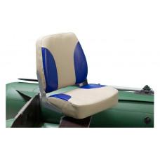 Кресло поворотное для лодки ПВХ мягкое Патриот