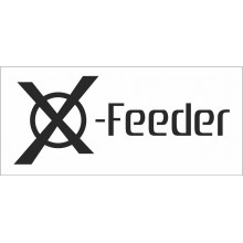 8 апреля - завоз кормушек X-Feeder