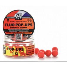 Бойлы плавающие VAN DAF Pop-Ups 12 Супер-Спайс