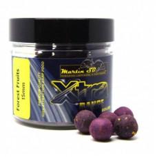 Бойлы плавающие Martin SB XTRA Pop-Ups Forest Fruits Fluoro - Purple 15mm/25гр