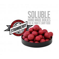 FFEM Super Soluble Boilies Strawberry 16/20mm с ароматом клубники