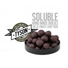 FFEM Super Soluble Boilies HNV-Tyson 16/20mm с ароматами кальмара, осьминога и острыми специями