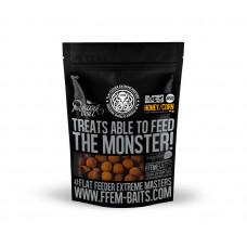 FFEM Soluble Boilies Honey Corn 22mm 1kg с ароматом кукурузы и меда