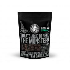 FFEM Soluble HNV-Boilies Tyson 22mm 1kg c ароматом кальмара, осьминога и острых специй