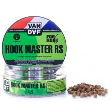 Насадочный пеллетс VAN DAF HOOK MASTER RS 4,5 мм