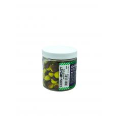 Бойлы сбалансированные, Corn & Honey (кукуруза+мёд), 14 мм, 100 грамм