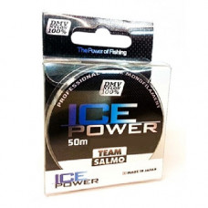 Леска Team Salmo Ice Power 50 м 0,182