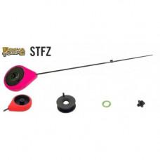 Удочка зимняя Bravo Fishing STFZ фиолетовая