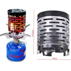 Обогреватель конвертер дожигатель для газовых горелок и плит
