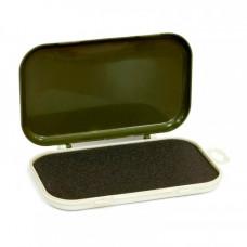 "Коробка для мормышек ""Salmo"" с мягким вкладышем"