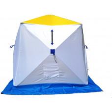 Палатка зимняя СТЭК Куб-2 однослойный