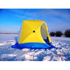 Палатка зимняя СТЭК Куб-3 однослойный
