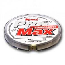 Флюрокарбон Pro Max 0.1 25м