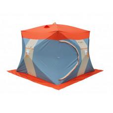 Палатка зимняя НЕЛЬМА Куб-3 Люкс С ВНУТРЕННИМ ТЕНТОМ