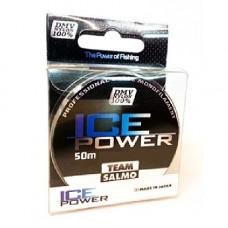 Леска Team Salmo Ice Power 50 м 0,121
