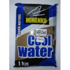 Зимняя прикормка MINENKO Cool Water Универсал сухая 1кг