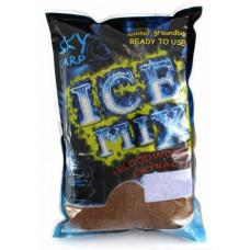 Зимняя увлажнённая прикормка Ice Mix Лещ 900гр